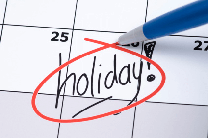 employment contract holiday clause