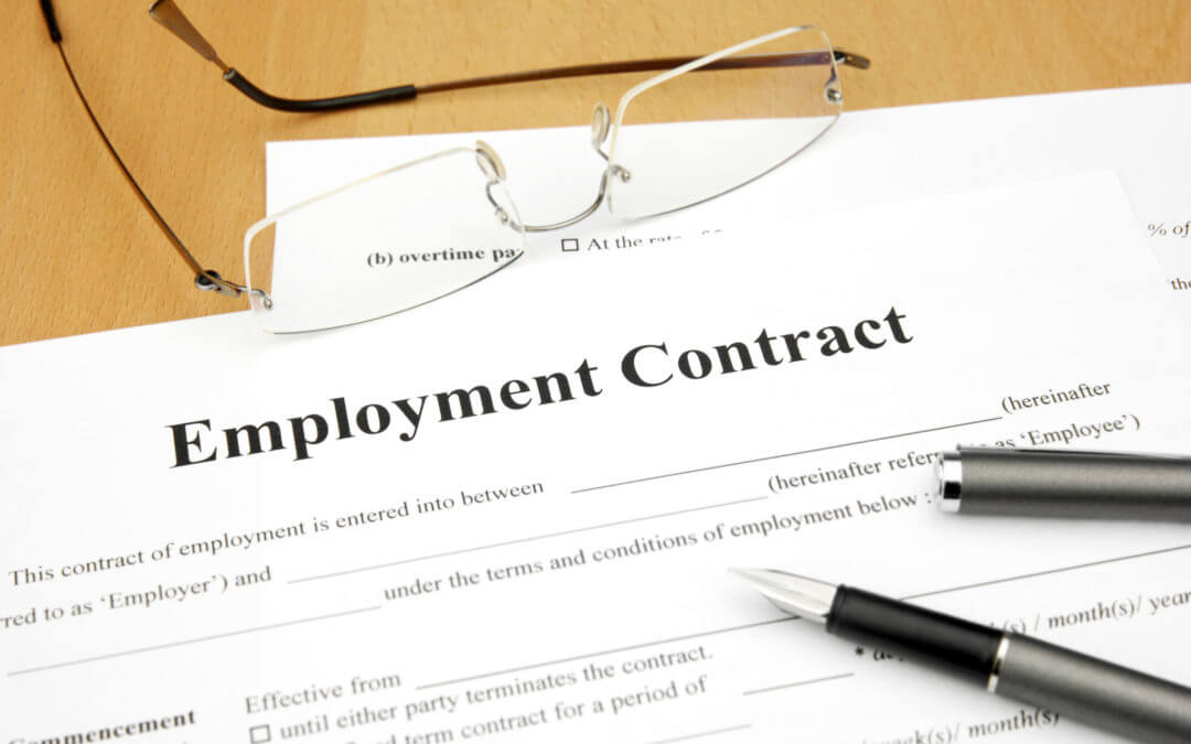 Contracts for the Self Employed