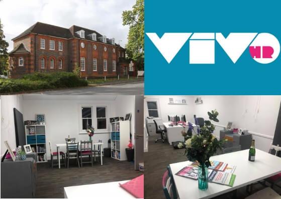vivoHR new office