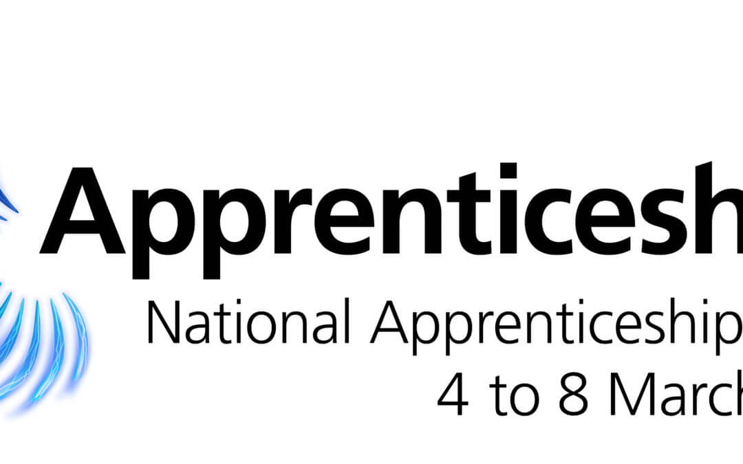 National Apprenticeship Week. 4-8 March 2019