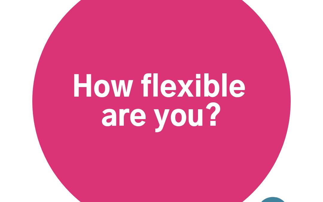 flexibility in flexible working