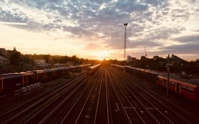 Should time spent working on the train be counted as part of the working day?
