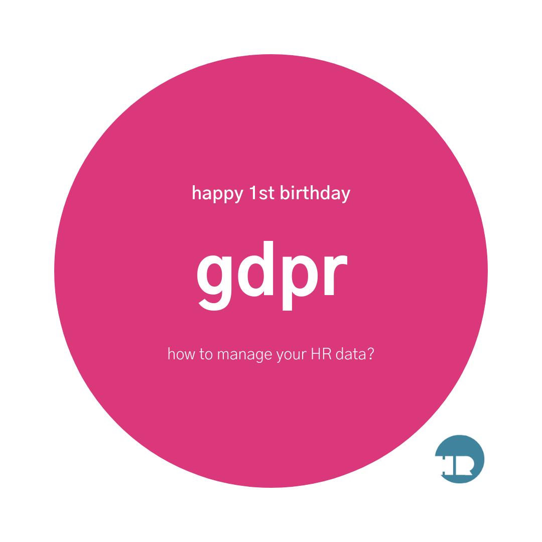 GDPR One Year On