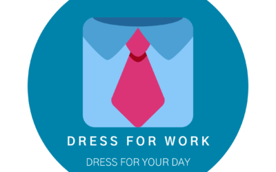 Dress for work or dress for your day?