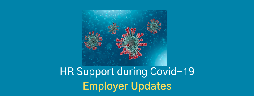 covid-19, c19, coronavirus, employer advice, hr support during coronavirus, coronatime, working from home, furlough test and trace, self-isolation