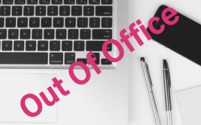 Out of Office messages are getting a makeover